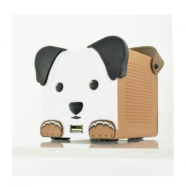 DogBox für Kinder Hund
