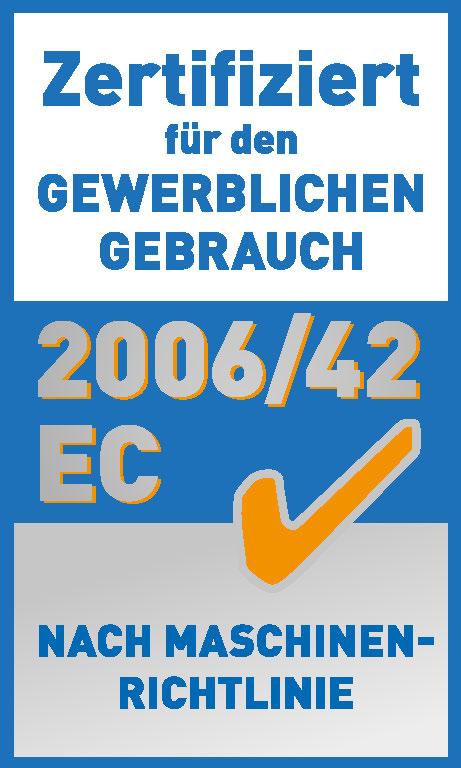 2006 42 Zertifikat