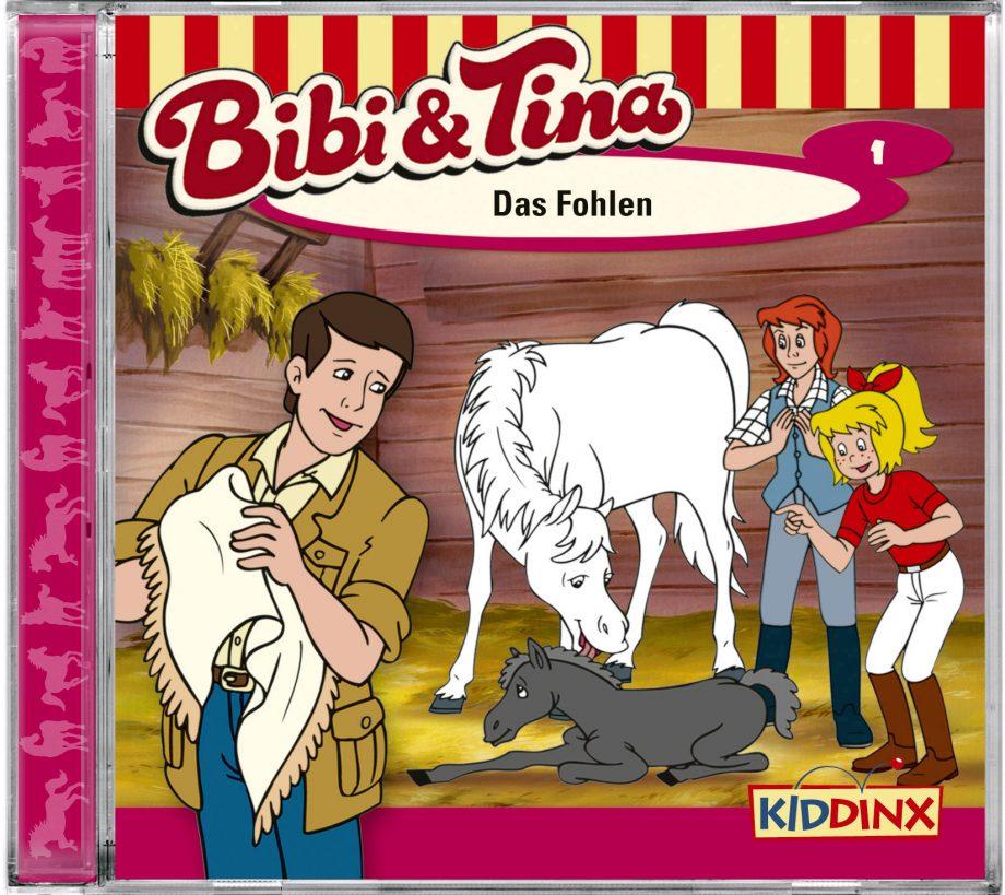 Bibi und Tina Folge 1 Das Fohlen