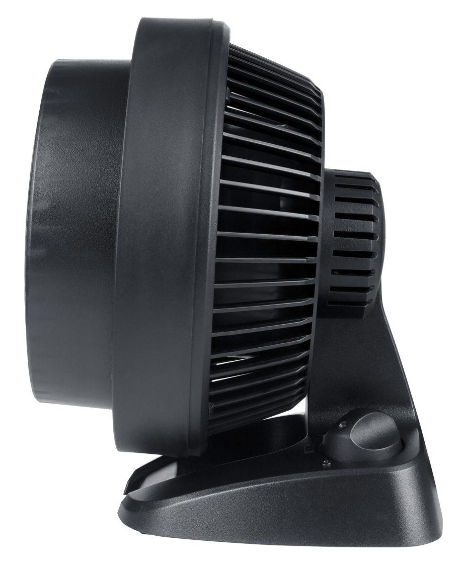 Büro ventilator schwarz leise klein