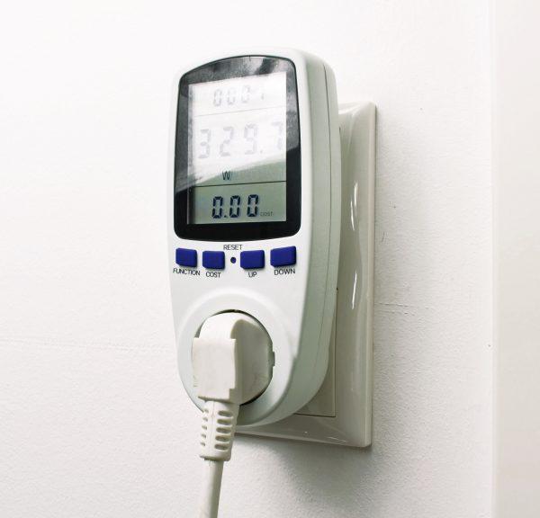 Inspector III Stromverbrauchzähler Strommessgerät Energiekostenmessgerät