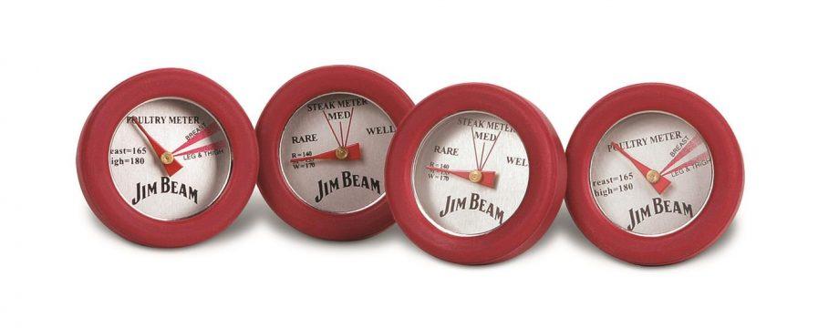 Temperatur Fleisch messen