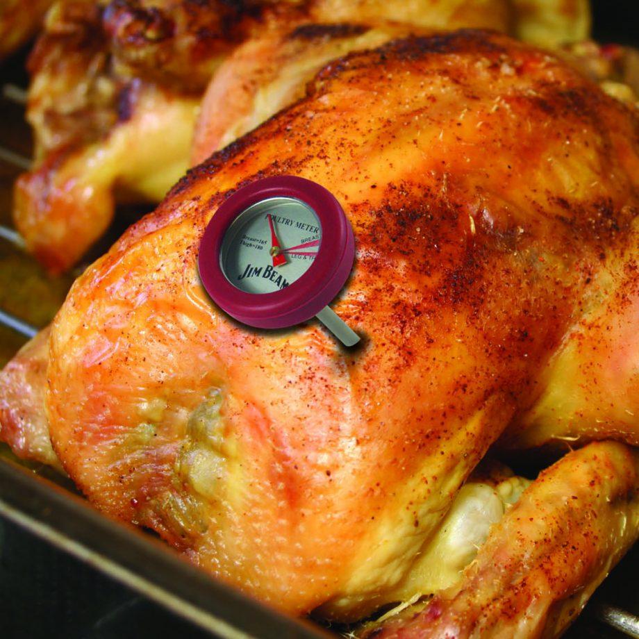 Geflügel BBQ Thermometer zum grillen