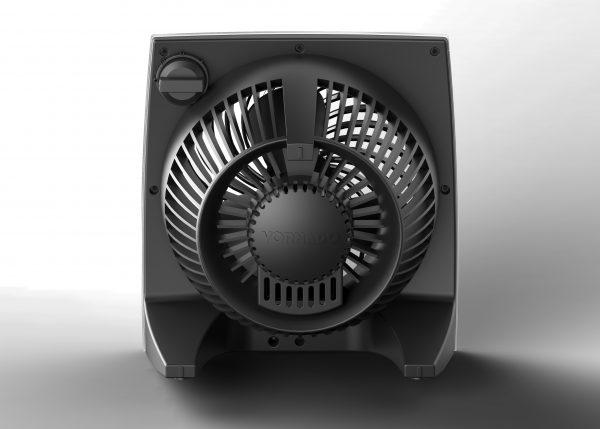 Leiser Raumventilator Windmaschine frische luft