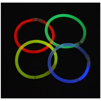 Knicklicht mit verbinder 25 Stück alle farben
