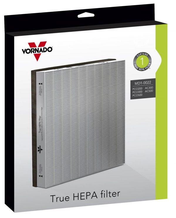 Luftreiniger reinigt und filtert die Luft