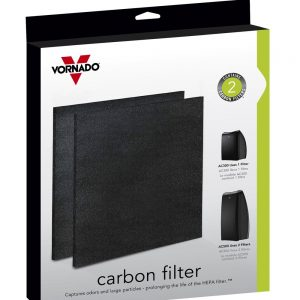Carbon Filter filtert die ganze Luft
