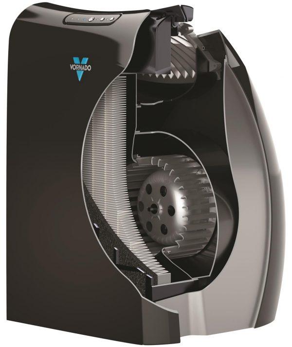 Luftreiniger filtert luft filteranlage