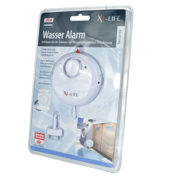 Security Wassermelder alarm sicherheit