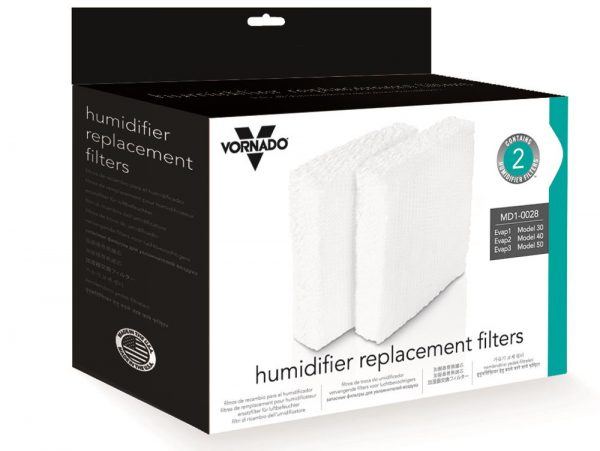 Vornado Wick Filter Verpackung Zirkulator