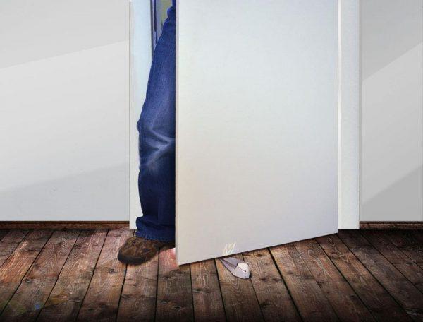 Türstopper einbruchsalarm