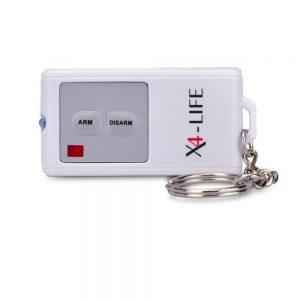 X4-LIFE Security Zusatzfernbedienung für Bewegungsmelder-Alarm Fernbedienung