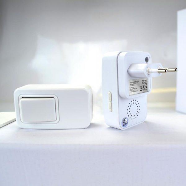 Funktürklingel weiß ohne strom