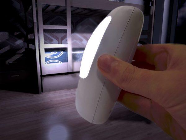 3in1 LED Einbruchsschutz / Nachtlicht