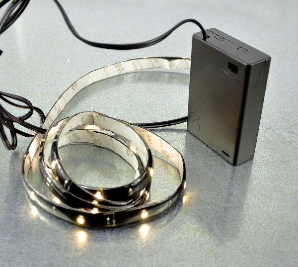 LED Strip licht akku hell