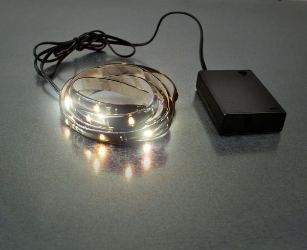 1m warm-weiss led band