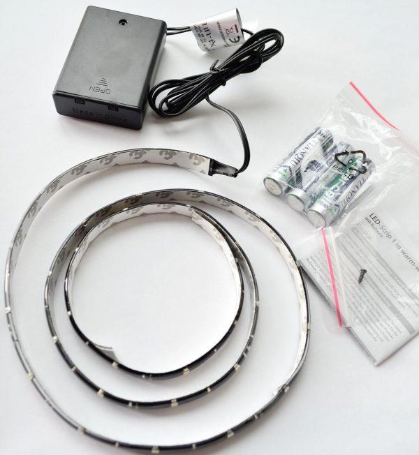 LED Band 1m weiß