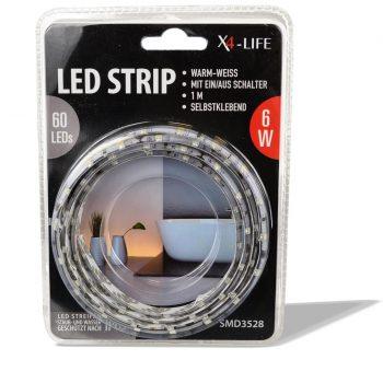 1m Weiß LED strip