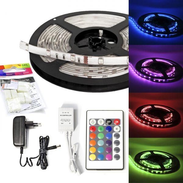 Bunt LED Band RGB alle farben
