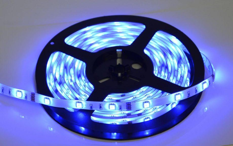 verschiedene Farben LED Band