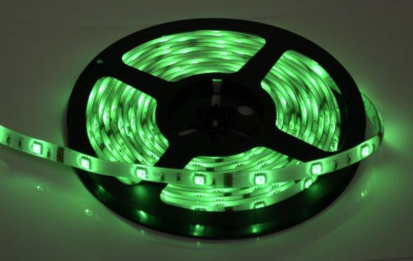 Grün LED Band 5m wasserdicht Licht