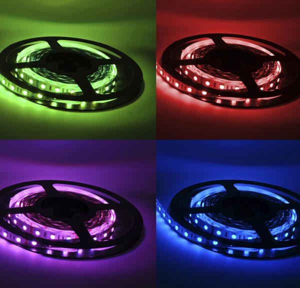 alle farben LED Band 5m wasserdicht Licht