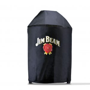 Jim Beam Premium Grillabdeckung für 45cm Kugelgrills JB0305
