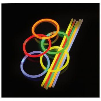 Armband Knicklichter verschiedene Farben 100x