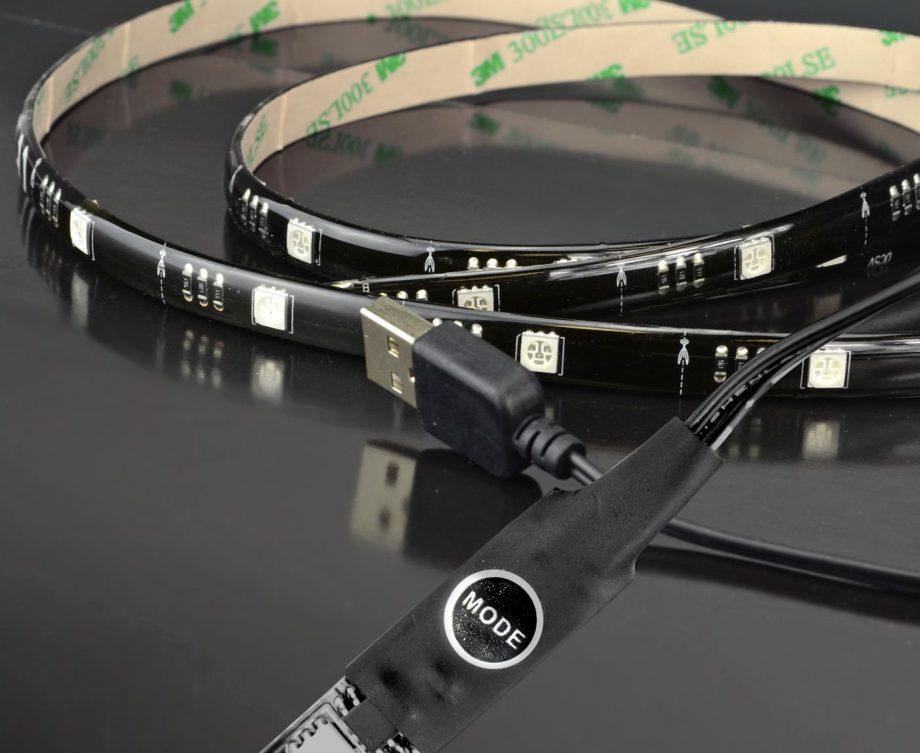 RGB LED Strip Band 24 leds