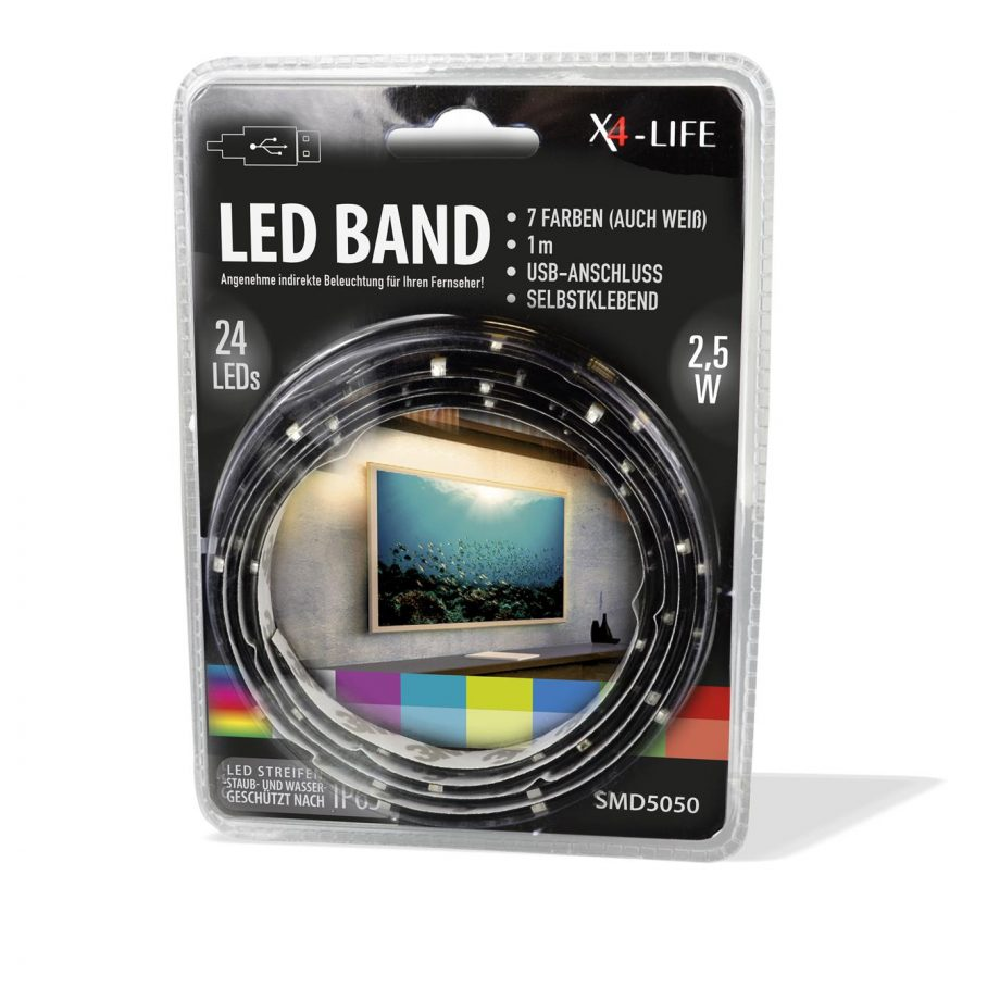 selbstklebendes LED Band Beleuchtung