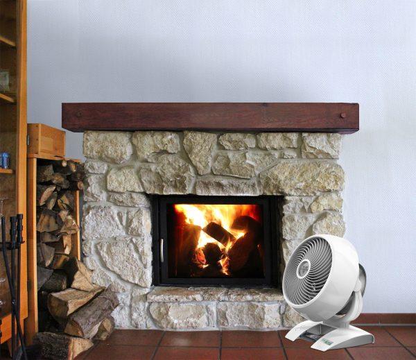 Vornado Energy Smart 5303DC / Zirkulator / Ventilator / 24m Reichweite / DC