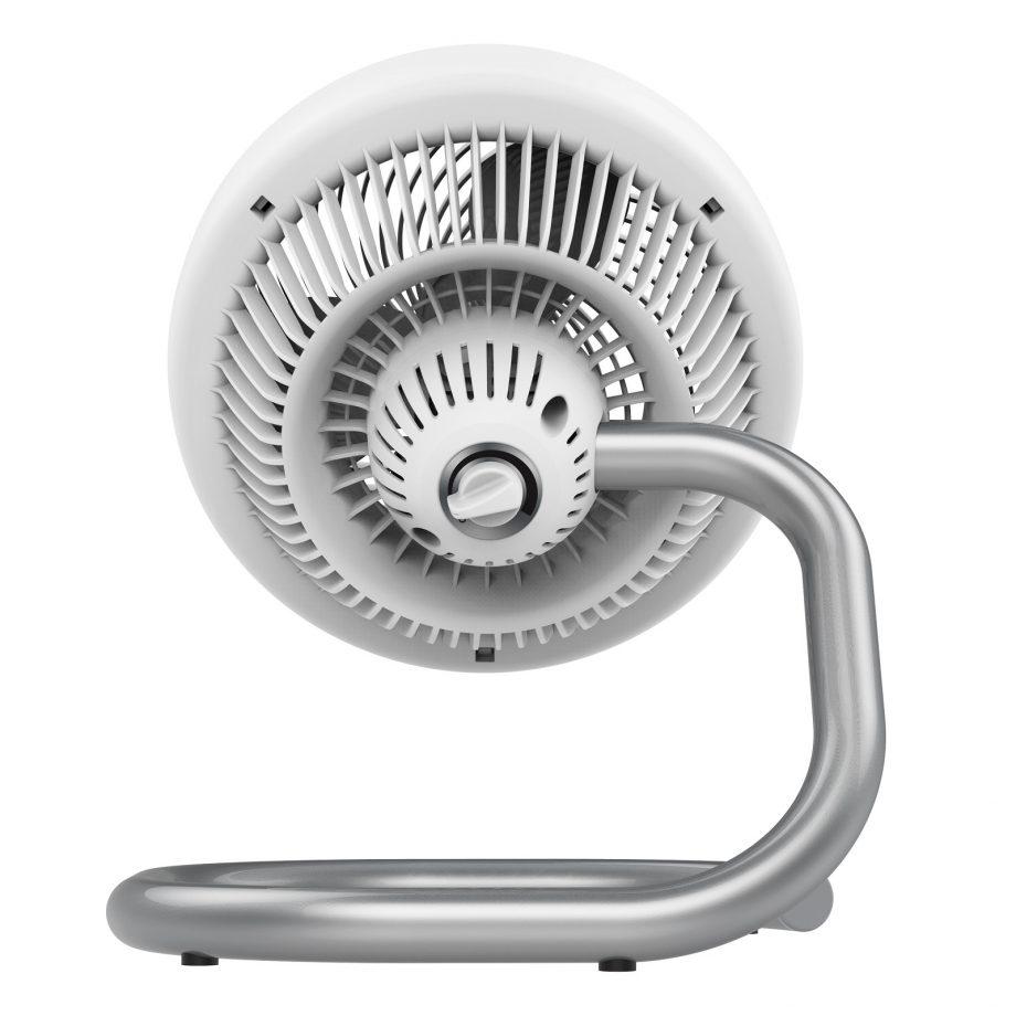 leiser ventilator in weiß