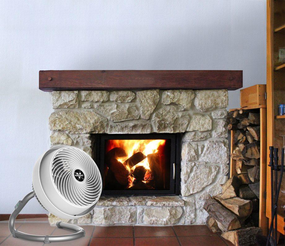 Ventilator energy smart weiß