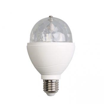 X4-LIFE rotierende LED Glühbirne