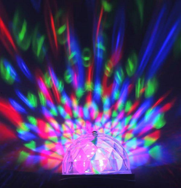 Glühbirne Disco