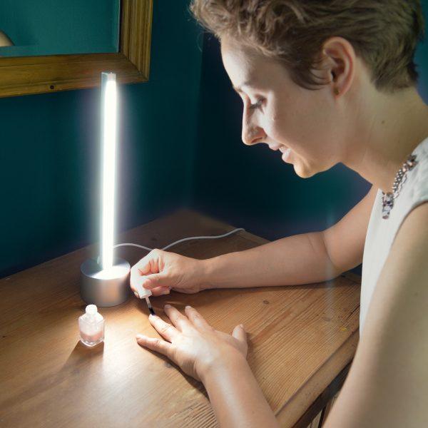 X4-LIFE LED Stylinglight Schminklicht Spiegelleuchte - Dimmfunktion 6500 Kelvin