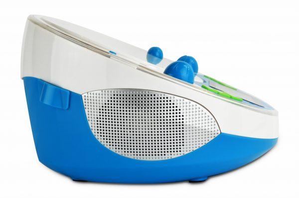X4-TECH Bobby Joey Jambox Kinder CD-Player blau
