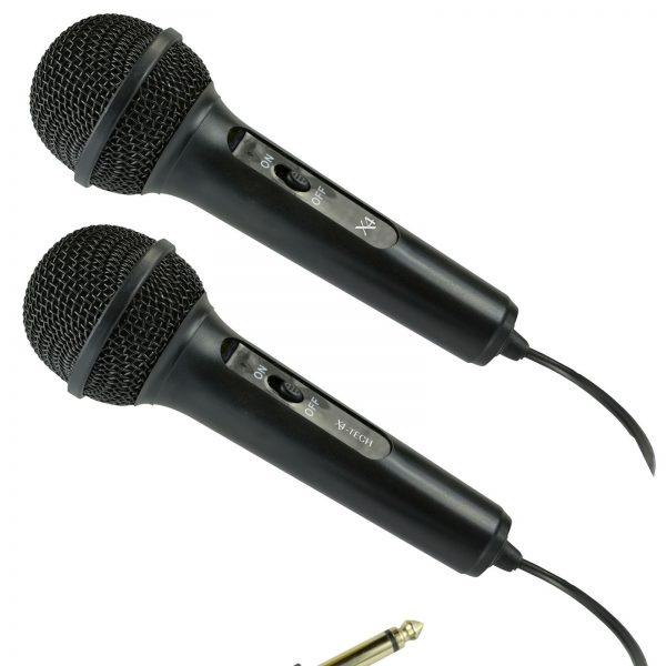 schwarzes kindermikrofon laut und günstig