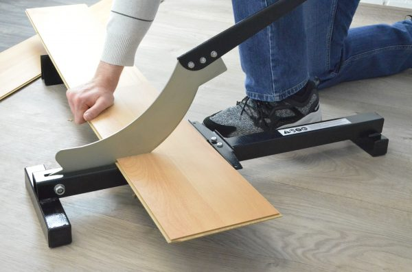 X4-Tools Laminatschneider 30,5cm verschleissfrei / stromlos / leise / sauber