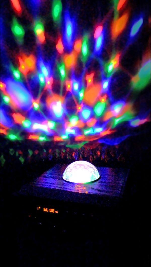 X4-TECH Bobby Joey Rockstar / 20W RMS / Bluetooth / 4000mAh / Discobeleuchtung