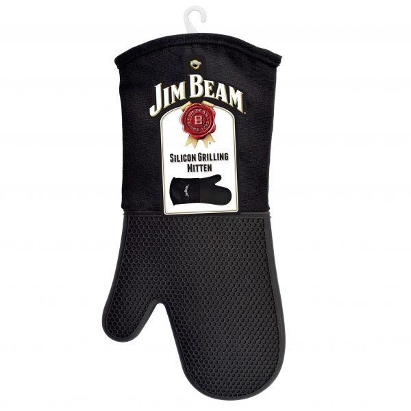 Silikon Handschuh Grillen Jim Beam