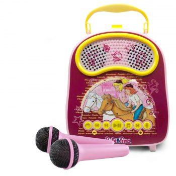 X4-TECH Casey Music Kinder Karaoke Koffer