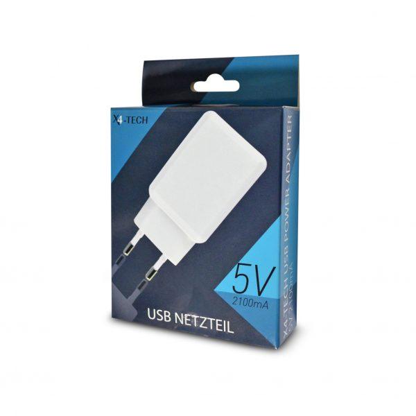 Netzteil USB 5V 2100mA