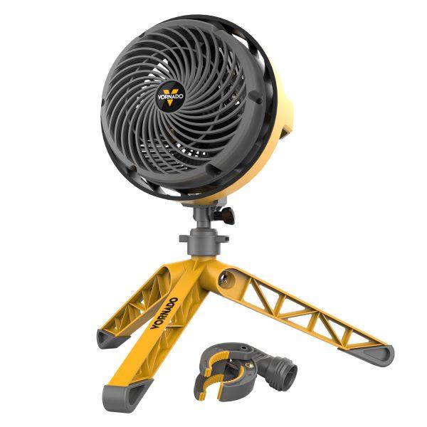 Ventilator bringt frische Luft