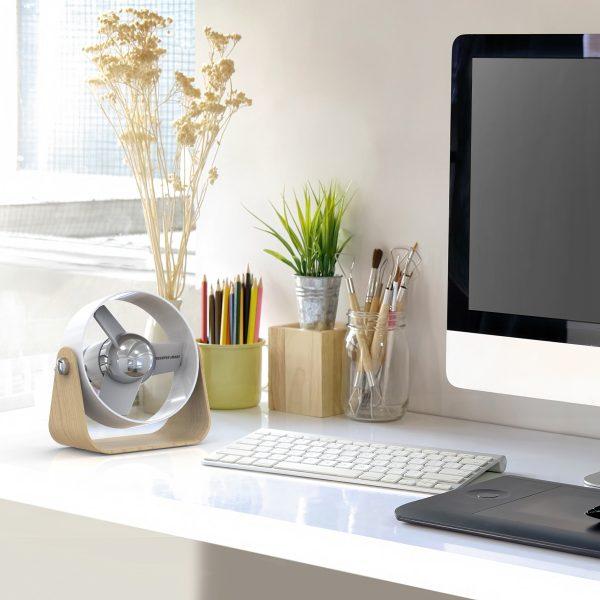 Schreibtisch Ventilator Sharper Image